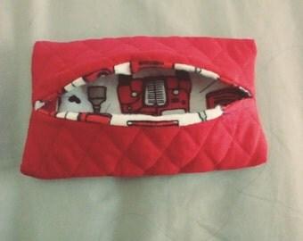 London tissue pouch