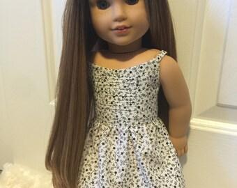 American Girl Doll Boomerit Falls Dress