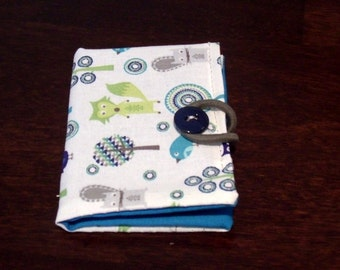 Simple Fabric Wallet