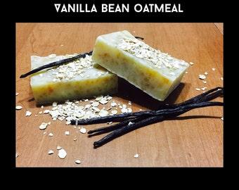 Vanilla Bean Oatmeal Soap