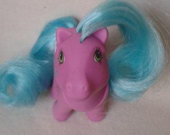 G1 My Little Pony Cloud Puff Flutter (China 1987 ) MLP