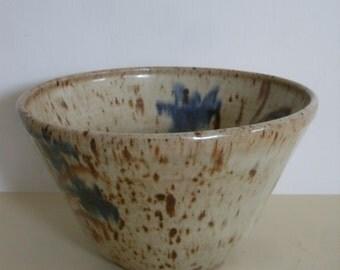 Vintage Studio Pottery Bowl, Table Decor, Home Decor, Vintage Pottery, Vintage Pottery Bowls