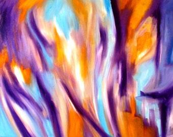 Purple Swirls 1.