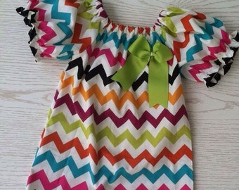 Classic Lilly Peasant Dress FREESHIPPING