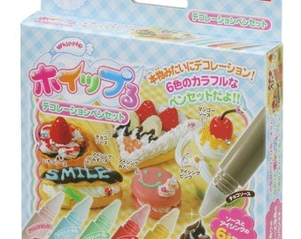 "Whipple Fake Sweets Pen Set,""Whipple decoration pen set W-29""[B00370BTJQ]"