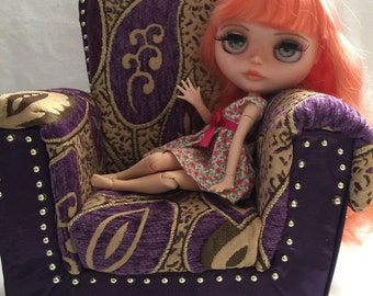 Sofa OOAK Blythe and similar