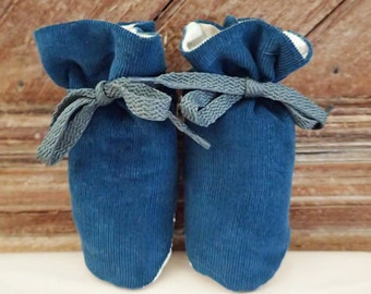 Itty Bitty Baby Booties- The Noah