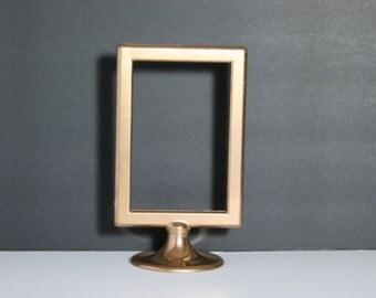 Gold Table Number Frames