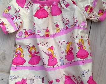 Tunics for the little princess in Gr. 74