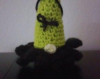 Crocheted Ooak Gnome