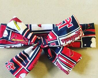 St. Louis Cardinals headwrap