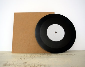 "Custom 7"" Vinyl Record with YOUR audio!"