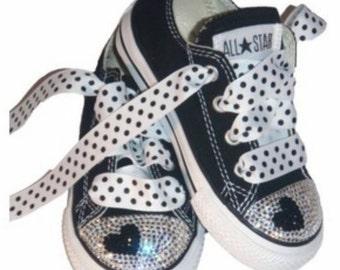 Baby Girl Black Converse