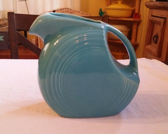 Fiestaware Pitcher