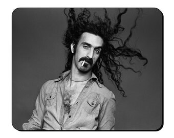 Mouse Mat - Frank Zappa - Legends of Music Mouse Pad LM119