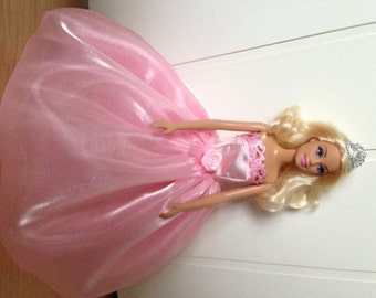 Pink Barbie Ballgown dress