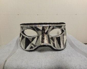 Party Mask #5- Cyborg