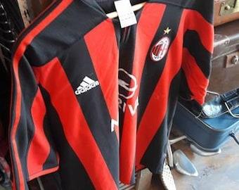 SALE Vintage AC Milan Football Shirt