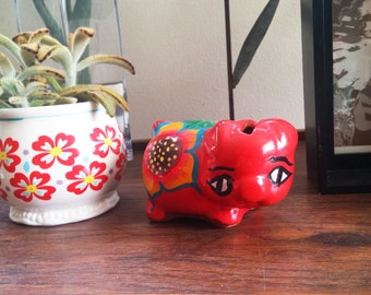 Vintage Southwest Piggy Bank