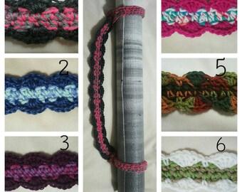 Crocheted Yoga mat strap