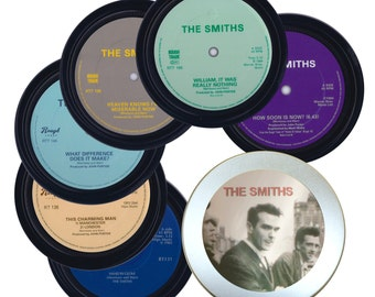 The Smiths coasters