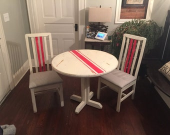 Two Person Table and Chairs