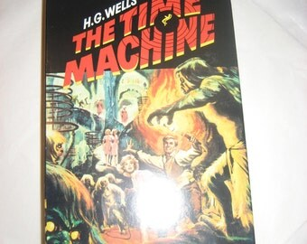 H.G. Wells The Time Machine VHS