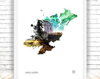 Doe Castle Co Donegal Ireland,Irish Landscape,Thewildatlanticway,Love Donegal