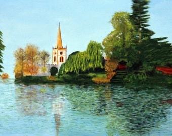 Holy Trinity Church upon Avon