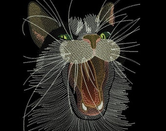 MACHINE EMBROIDERY DESIGN -  Cat 5*5,  5*7, 6*8, 8*10