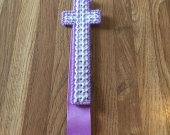 Cross bookmark