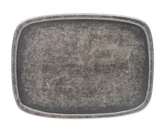 Rectangular Plain Belt Buckle(ET40904)