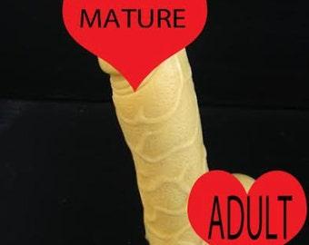 Adult Penis soap bar