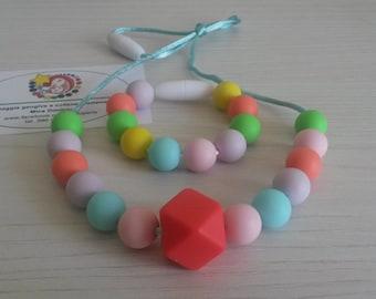 Necklace + Bracelet girl 3 +