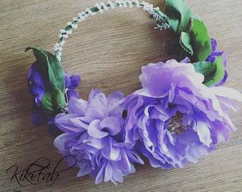 Royal Purple Crown