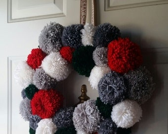 Custom Handmade Wreath (made to order)