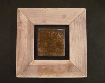 Tableau en céramique - terre sigillée
