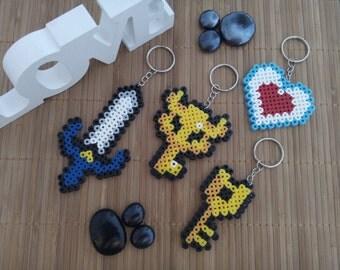 Zelda Keychains (different versions)