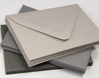 Items similar to Curry A2 Euro Flap Envelopes - Set of 10 on Etsy