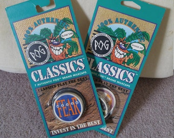 Pog Classic - Two Packs of 7 Pogs