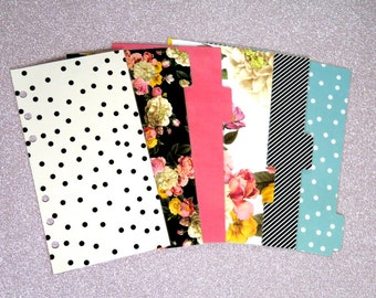 Vintage Vibes personal size dividers