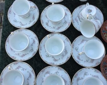 Noritake China Cups