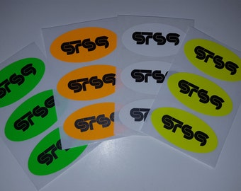 STS9 Stickers (12 pack)