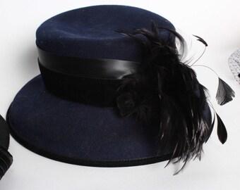 Vintage Booman Hat Co. Wool Hat