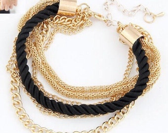Rope Bracelet.