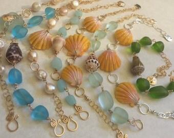 Hawaii shell bracelets