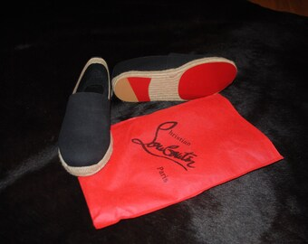 CHRISTIAN LOUBOUTIN Slip On Loafers