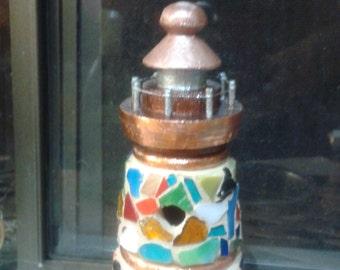Ruffle Feather  Lighthouse