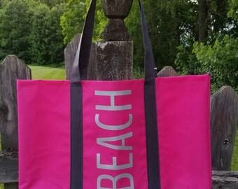 Beach Tote - Beach Bag