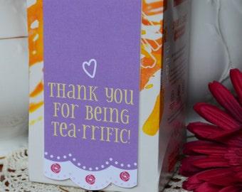 bridesmaid gift-gift for her-housewarming gift-hostess gift-wedding shower favor-tea gift-teacher gift-tea party-garden party-mothers day